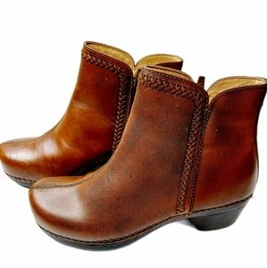 Dansko Womens EUR 38 Scout Ankle Boots Booties New